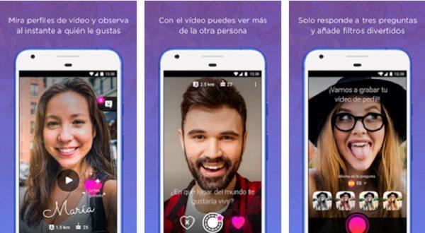 App para conocer gente cerca invit