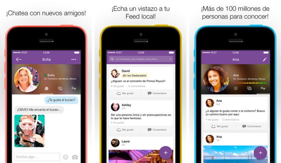 Mejores apps para conocer llevarla