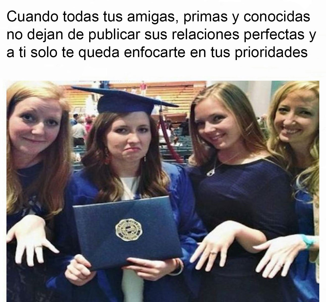 Solteros sin compromiso complet